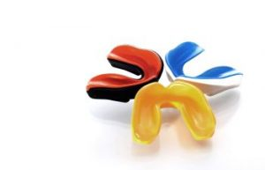 Colored Mouthguards from Napa Velly Dental Group Napa CA